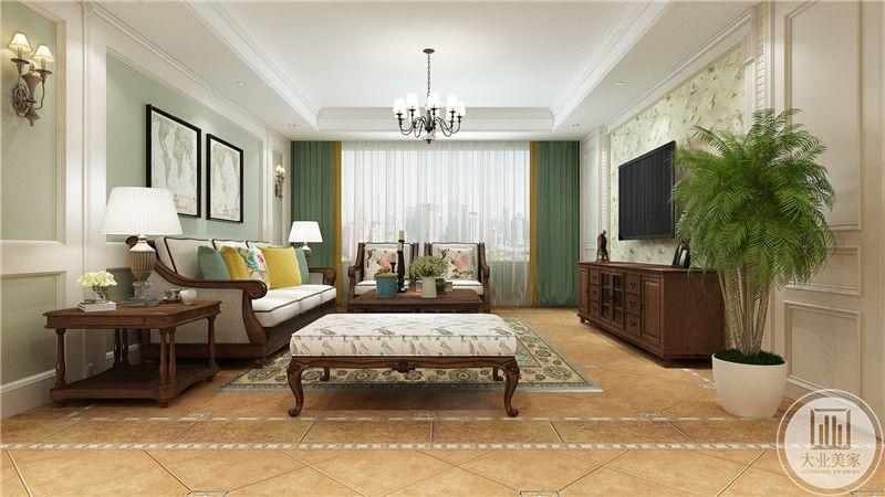 客厅 侧1