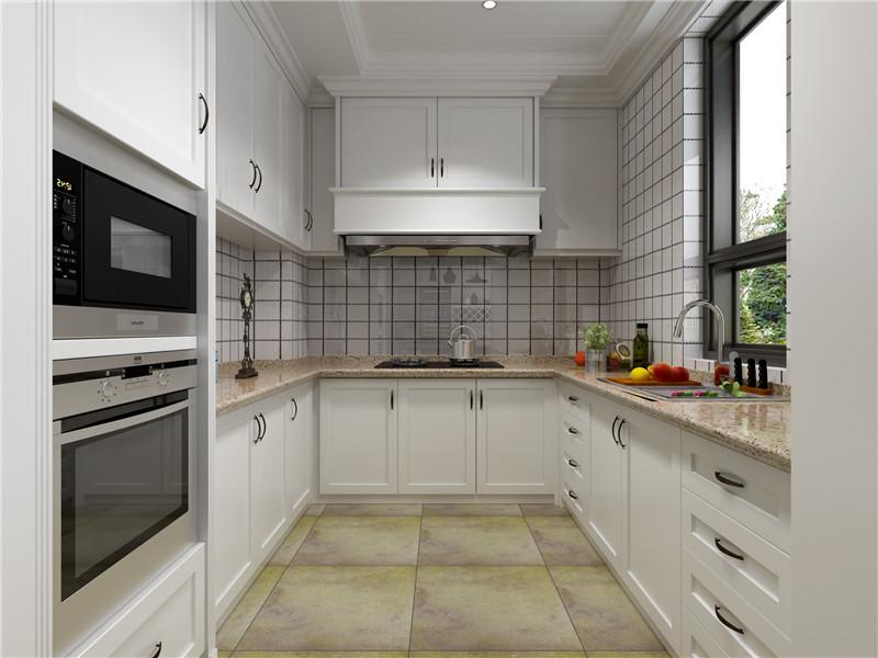 济南大业美家-济南别墅装修中厨房装修都有哪些装修布局方法?