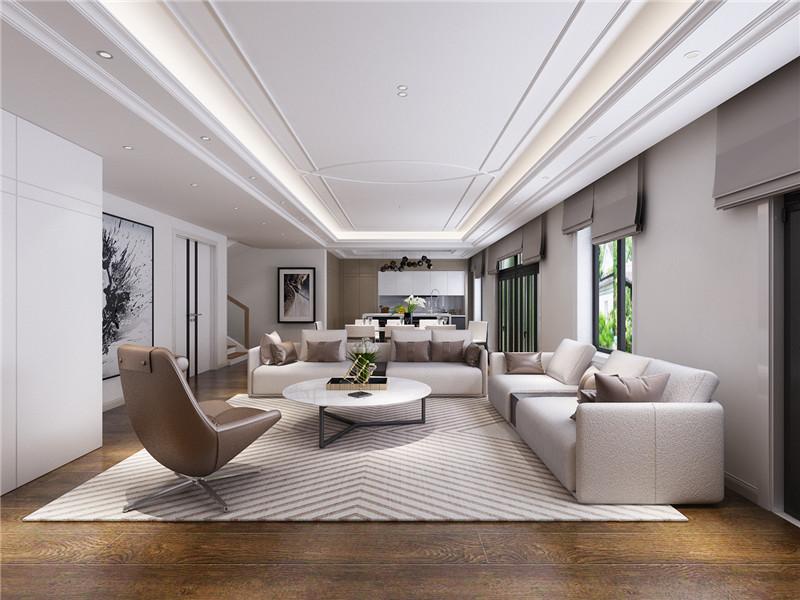 别墅装修设计中如何安排合理的收纳设计