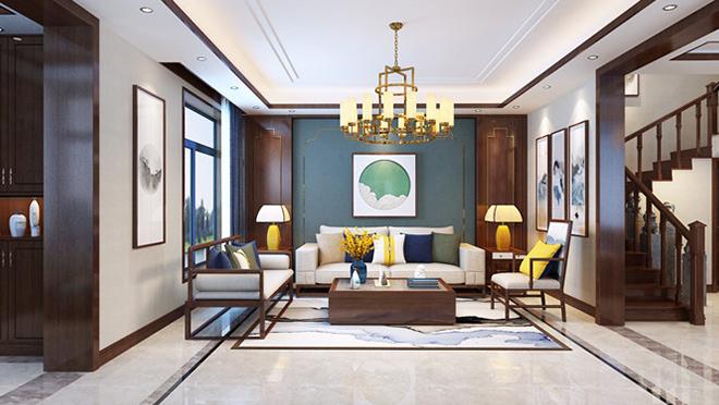 济南别墅装修设计,别墅装修中必须要注意的五个方面