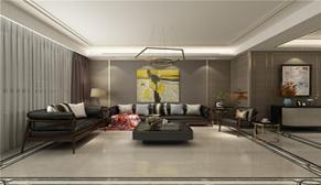 财富中心180平大户型四室两厅现代装修效果图