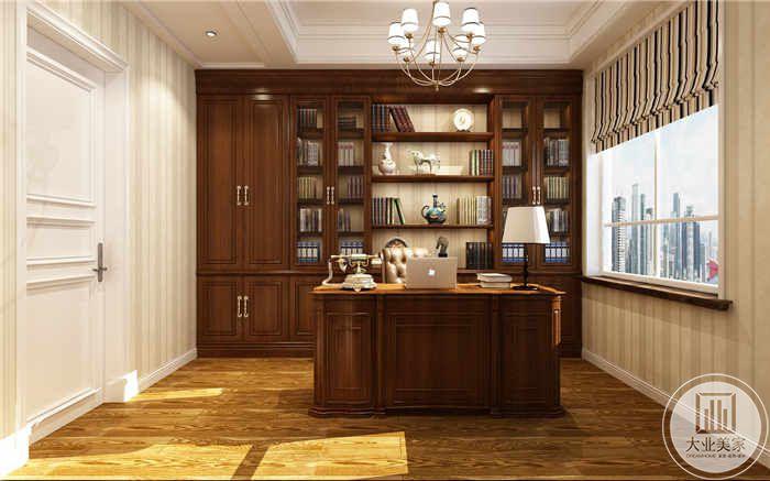 书房是没事的木事家具