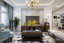 济南天桥区装修:客厅装饰品在不同装修风格中的选购技巧