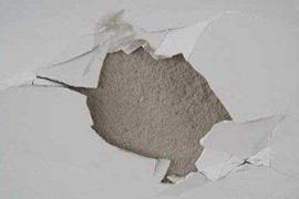 房屋装修:墙面开裂的原因和处理方法