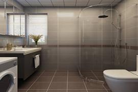 济南长清区装修:卫生间瓷砖的种类