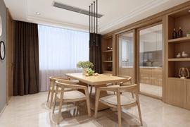 济南市中区装修:家庭餐厅中的十则风水禁忌