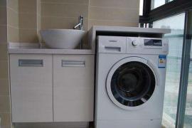 济南天桥区装修:阳台洗衣柜的优点和价格