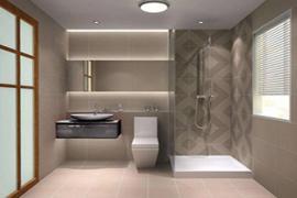 房屋装修:卫生间台盆柜安装的注意事项