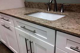 济南历下区装修:厨房安大理石橱柜的优缺点