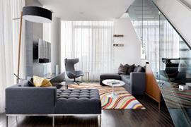 房屋装修:客厅地毯的选购技巧
