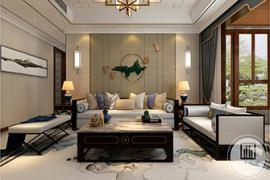 济南房屋装修:中式沙发的价格及选购注意事项