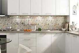 济南房屋装修:橱柜台面材质的种类及其优缺点