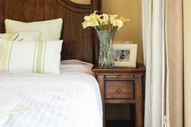 济南家庭装修:卧室床头柜的风水禁忌