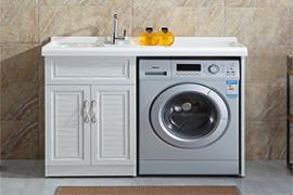 济南天桥区装修:洗衣柜选购的注意事项