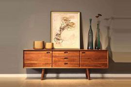 济南中海铂宫装修:胡桃木家具的选购技巧