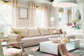 家居布艺装饰有哪些?装饰房间有哪些原则?