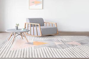 如何使地毯风格改变你房间风格