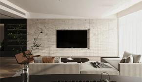 大平层320平现代风格装修设计效果赏析