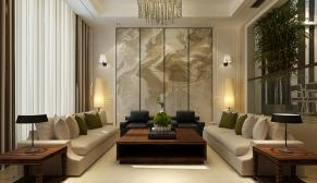 中海铂宫现代风格